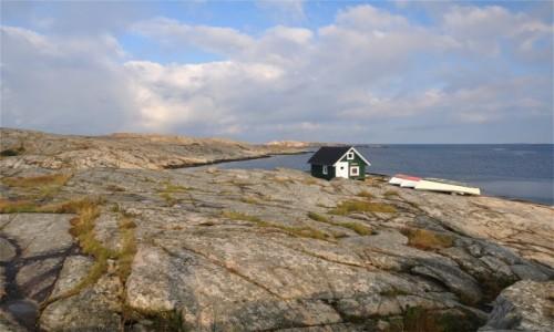 Zdjęcie SZWECJA / Szwecja zachodnia / Smögen / Szwedzkie wybrzeże