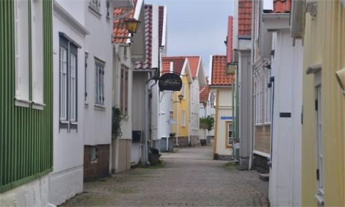 Zdjecie SZWECJA / Szwecja zachodnia / Lysekil / Spacery wąskimi uliczkami
