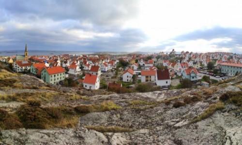Zdjecie SZWECJA / Szwecja zachodnia / Smögen / Panorama Smögen