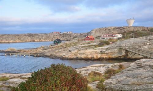 Zdjecie SZWECJA / Szwecja zachodnia / Smögen / Szwedzkie krajobrazy