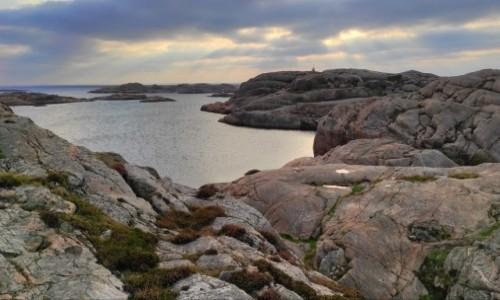 Zdjecie SZWECJA / Vastra Gotaland / Smögen / Szwedzkie krajobrazy