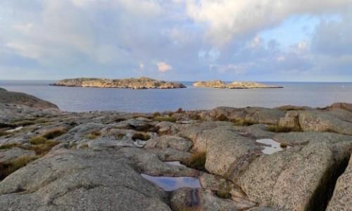 SZWECJA / Vastra Gotaland / Smögen / Wybrzeże szkierowe zachodniej Szwecji