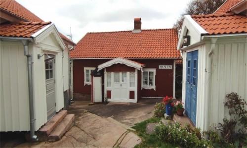 SZWECJA / Vastra Gotaland / Smögen / Zakamarki Smögen