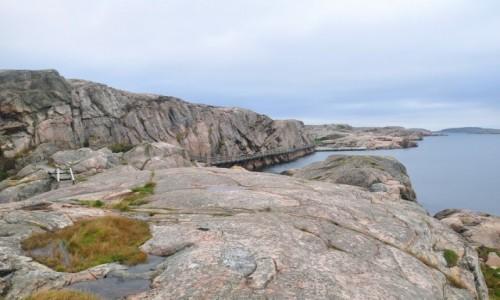 Zdjecie SZWECJA / Vastra Gotaland / Smögen / Krajobrazy zachodniego wybrzeża Szwecji