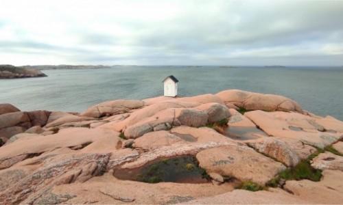 Zdjecie SZWECJA / Vastra Gotaland / - / Wybrzeże Morza Północnego w Szwecji