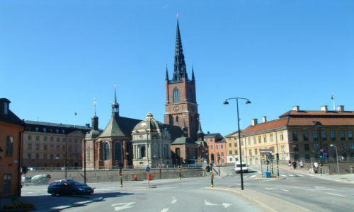 SZWECJA / brak / Sztokholm / Katedra