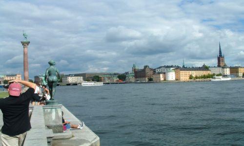 SZWECJA / brak / Sztokholm / Stare miasto