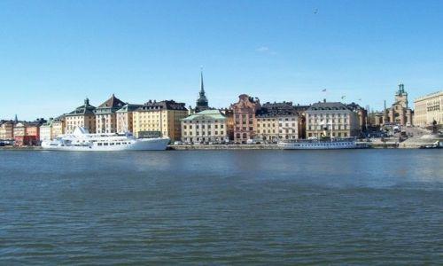 Zdjecie SZWECJA / Sztokholm / Szwecja / Sztokholm w maj