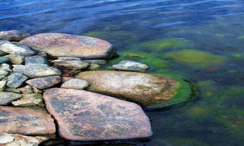 Zdjęcie SZWECJA / Blekinge / Orranas / Szwedzkie nadmorze 1
