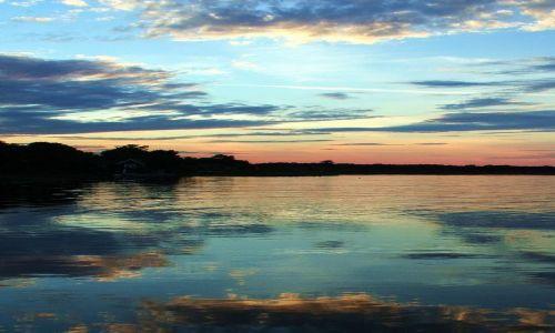 Zdjecie SZWECJA / Blekinge / Kristianopel / Dla tych co lubią zachody słońca :)