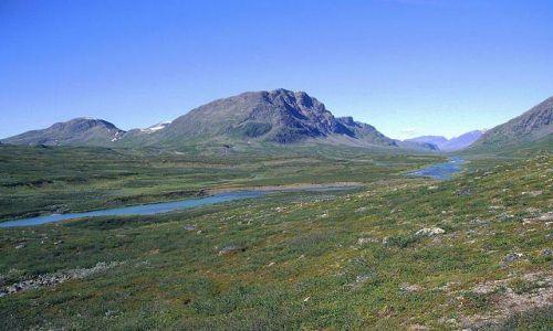 Zdjęcie SZWECJA / Lappland / na szlaku / Mongolia mi się przypomina