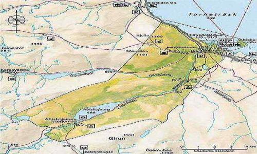 SZWECJA / brak / Park Narodowy Abisko /  Park Narodowy Abisko