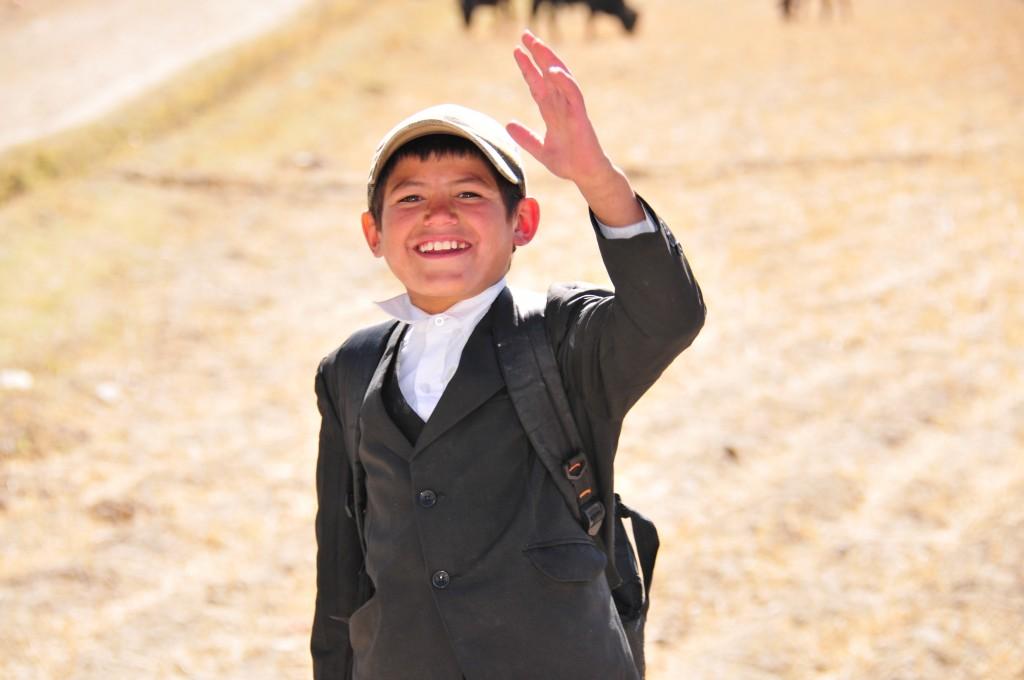 Zdjęcia: Langar, Pamir, Szczesliwej drogi,cudzoziemcze..., TADŻYKISTAN
