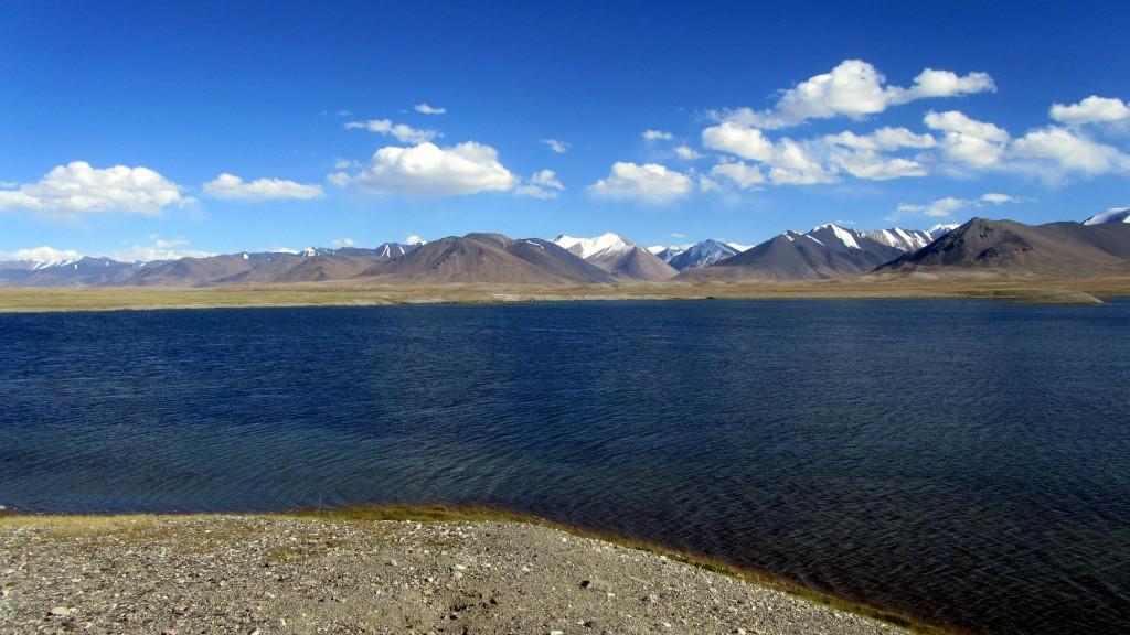 Zdjęcia: rezerwat ZORKUL 4360m npm, GBAO, martwe jeziora, TADŻYKISTAN