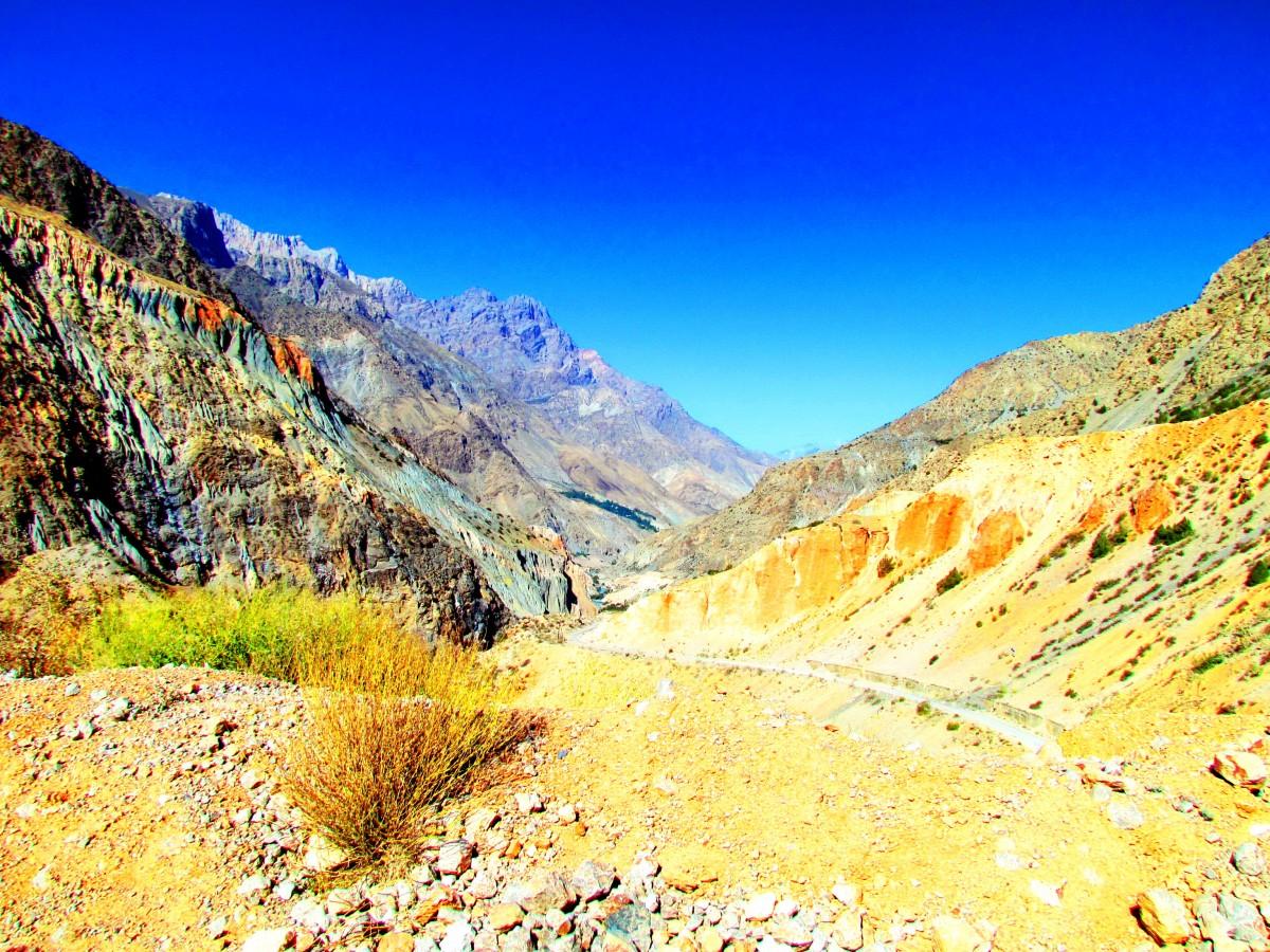 Zdjęcia: W pobliżu Iskandarkul, Góry Fańskie, Góry Fańskie, TADŻYKISTAN