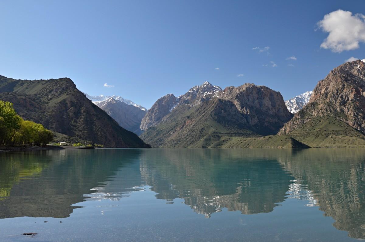 Zdjęcia: Iskandrakul, Jezioro Iskandrakul, TADŻYKISTAN