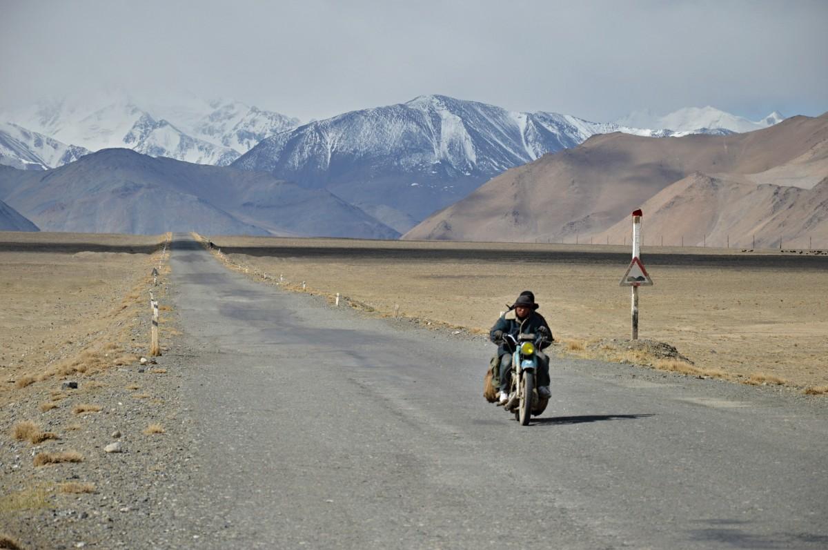 Zdjęcia: Pamir, Pamir, W drodze do Kirgistanu, TADŻYKISTAN