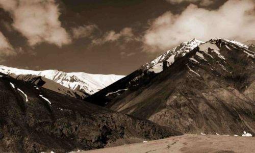 Zdjęcie TADŻYKISTAN / Pamir / Pamir Highway M41 / Landszafcik