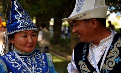 Zdjęcie TADŻYKISTAN / GBAO / Khorog / Kirgiska tradycja
