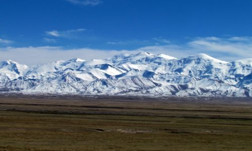 TADŻYKISTAN / Górski Badachszan / Pamir / Pamirskie szczyty