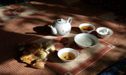 TADŻYKISTAN / brak / Tadżykistan / Śniadanko
