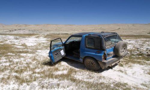 TADŻYKISTAN / brak / Tadżykistan / Nasz niezniszczalny środek lokomocji