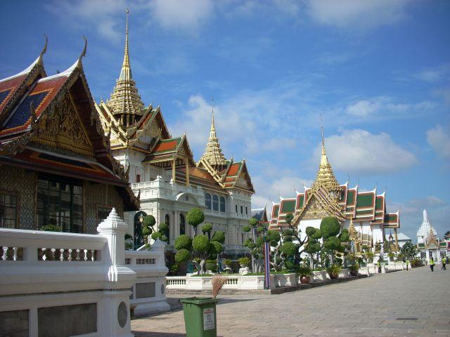 Zdjęcia: BANGKOK, TAJLANDIA, PIĘKNY PAŁAC , TAJLANDIA