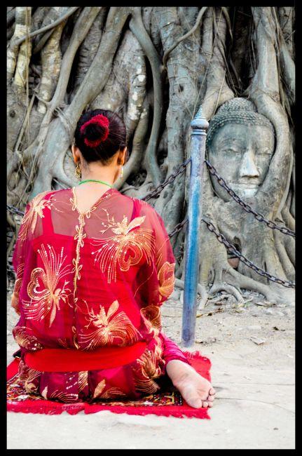Zdjęcia: Ayutthaya, Konkurs, TAJLANDIA