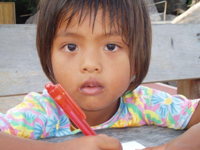 Zdj�cia: Wyspa Nangyuan, Ma�a Tajka, TAJLANDIA