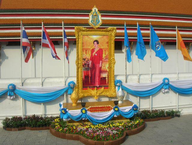 Zdjęcia: Bangkok, Córka króla, TAJLANDIA