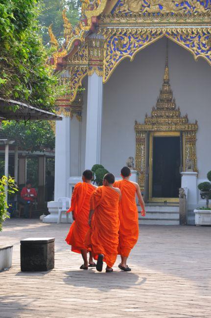 Zdjęcia: Bangkok, Spacer, TAJLANDIA