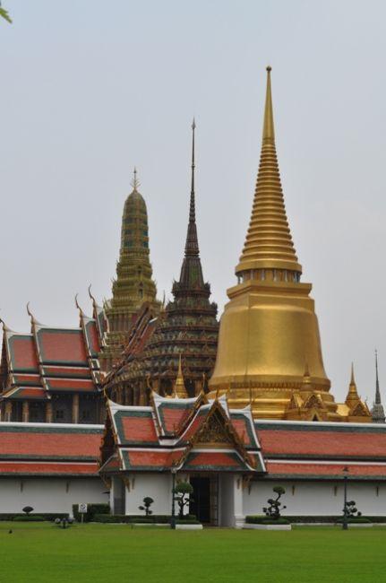 Zdjęcia: Wielki Pałac, Bangkok, Tajlandia 2012, TAJLANDIA
