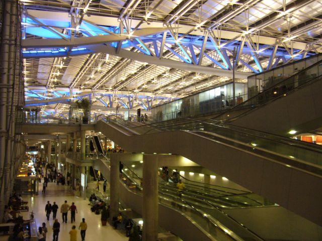 Zdjęcia: Terminal Lotniczy Bangkok, terminal, TAJLANDIA