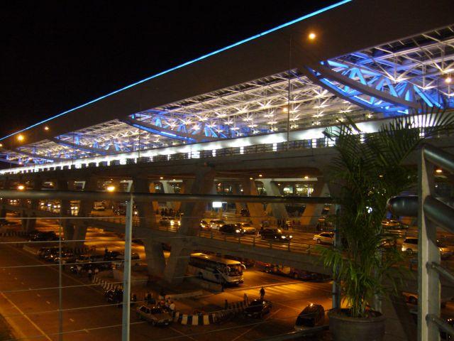Zdjęcia: Terminal Lotniczy Bangkok, termial, TAJLANDIA