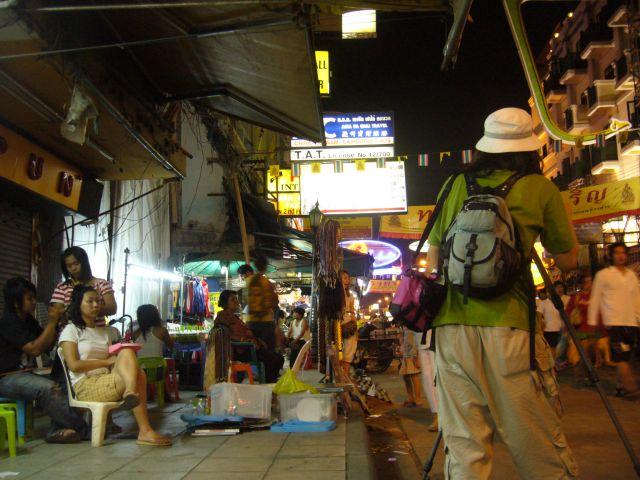 Zdjęcia: Bangkok Kao San Road, LUDZIE, TAJLANDIA