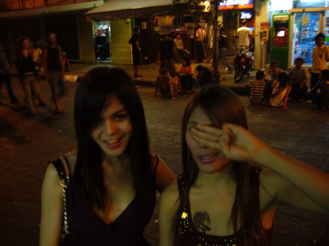 Zdj�cia: Bangkok Kao San Road, ., TAJLANDIA