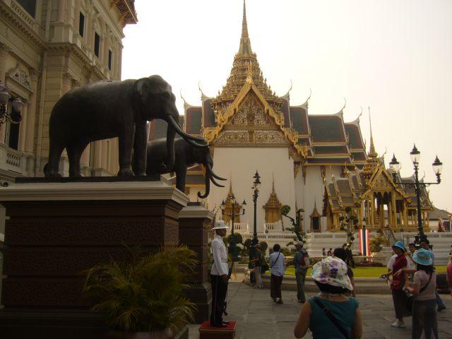 Zdj�cia: Bangkok Wielki Pa�ac, ., TAJLANDIA