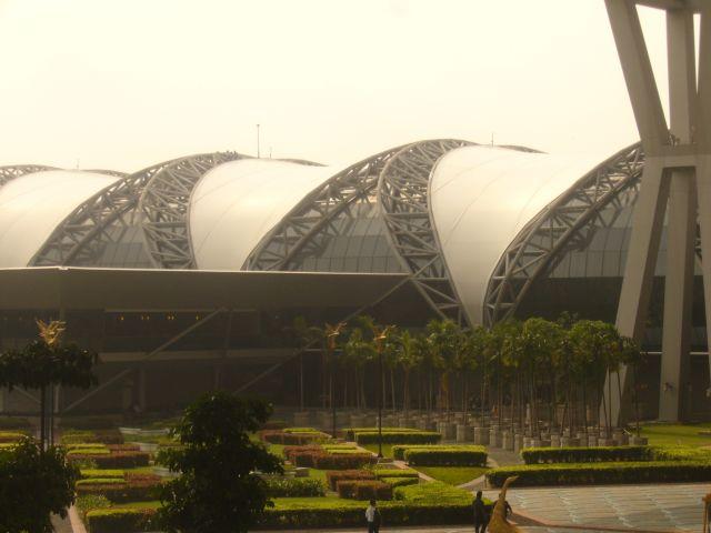 Zdj�cia: Bangkok lotnisko, ., TAJLANDIA