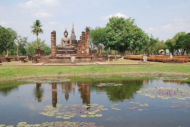 Zdjęcia: Park Historyczny Sukhothai, ..., TAJLANDIA