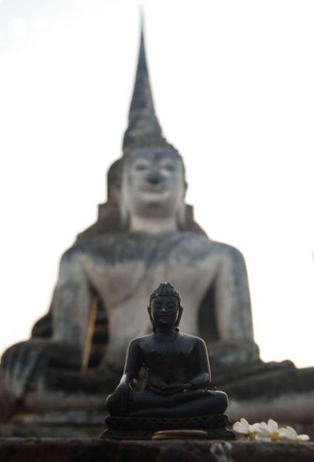 Zdjęcia: Sukhotai, Sukhotai, Budda, Budda, Budda, TAJLANDIA