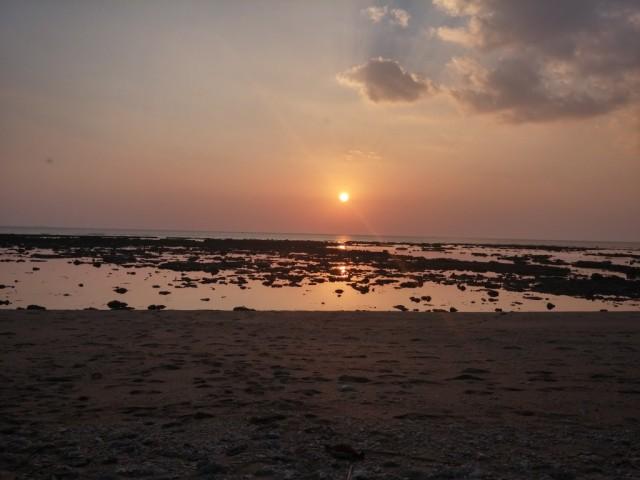 Zdjęcia: Koh Lanta, Klong Khong, Krabi, Zachód słońca na Klong Khong, TAJLANDIA