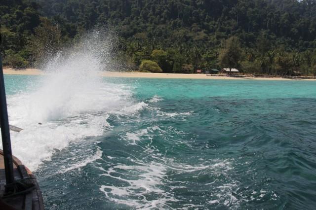 Zdjęcia: Koh Ngai, Krabi, Rajska plaża na Koh Ngai, TAJLANDIA