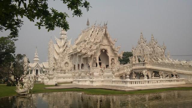 Zdjęcia: Chiang Rai, Północna Tajlandia, Biała Świątynia, TAJLANDIA