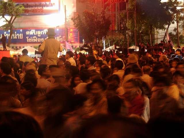 Zdjęcia: Bangkok, Obchdy święta Chińskiego Nowego Roku, TAJLANDIA