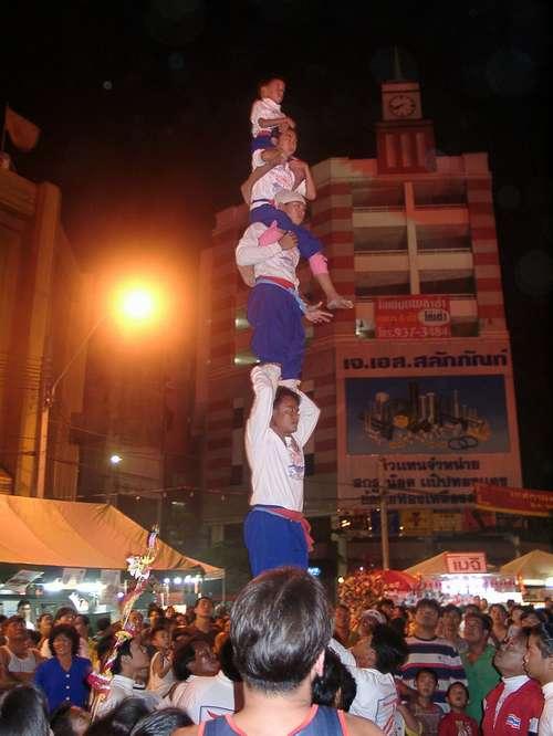 Zdjęcia: Bangkok, Czyżby azjatycki kompleks niższości?, TAJLANDIA