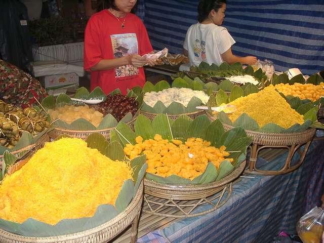 Zdjęcia: Bangkok, Tajska kuchnia nie wymaga rekomendacji - nawet ta na ulicy!, TAJLANDIA
