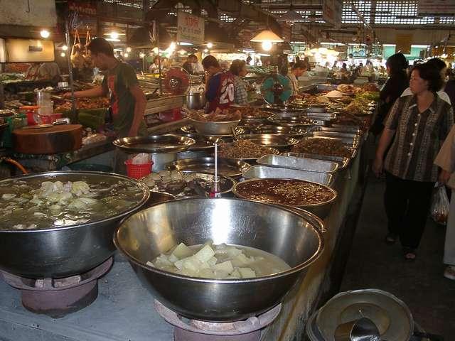 Zdj�cia: Chiang Mai, Bazar w Chiang Mai, TAJLANDIA