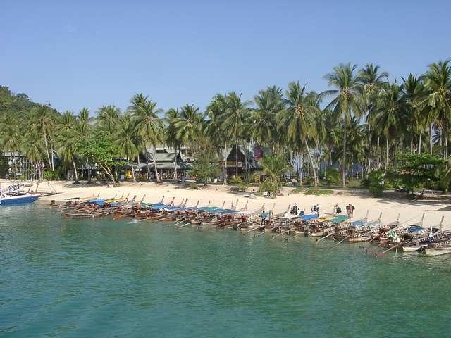Zdjęcia: Phi-Phi Island, Raj na wyspie Phi-Phi, TAJLANDIA