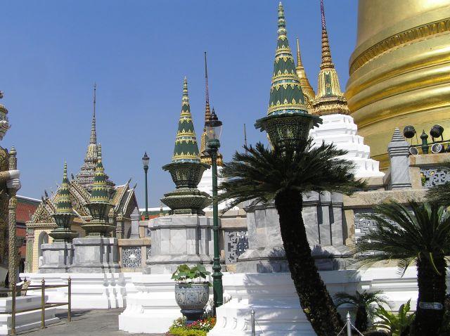 Zdjęcia: pałac królewski, Bangkok, pałac3, TAJLANDIA