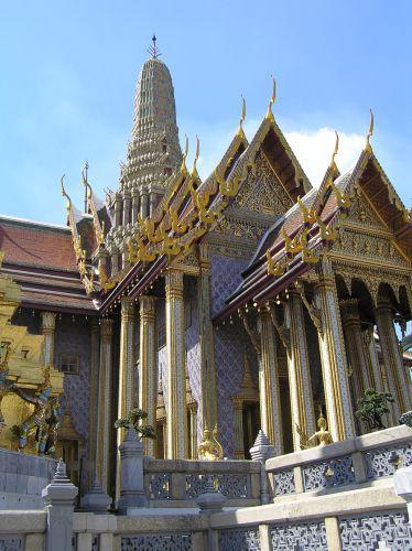 Zdjęcia: pałac królewski, Bangkok, pałac4, TAJLANDIA